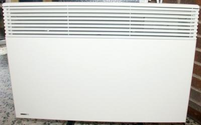 1250 Watt Wall Mounted Electric Heater